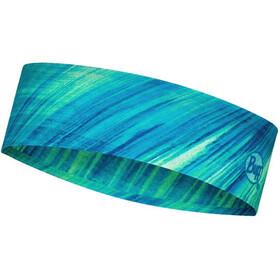 Buff Coolnet UV+ Slim banda para la cabeza, azul/Turquesa